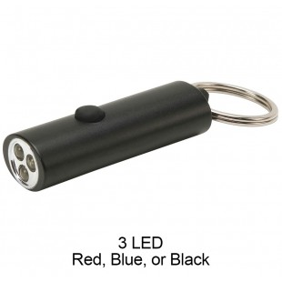3-LED Flashlight