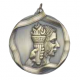 "Achievement 2-1/4"" Die Cast Medal"