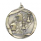 "Chess 2-1/4"" Die Cast Medal"