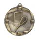 """Lacrosse 2-1/4"""" Die Cast Medal"""