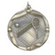 """Tennis 2-1/4"""" Die Cast Medal"""
