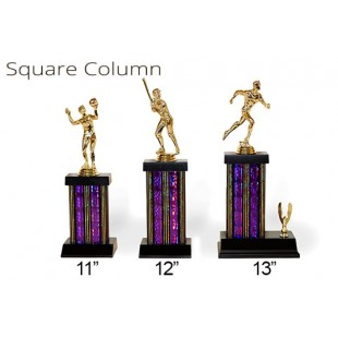 All-Star Basketball Player- Female (Square)