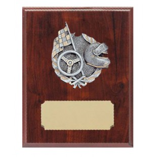 Racing Plaque