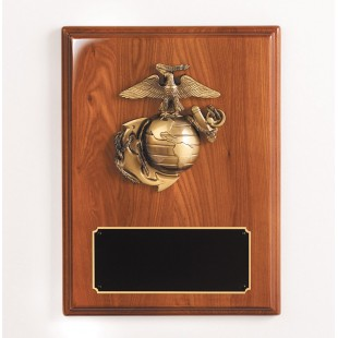 Marines Plaque